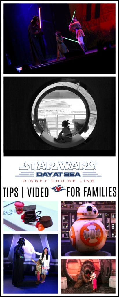 Star wars day at sea tips