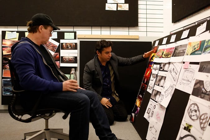 Incredibles 2 interview director