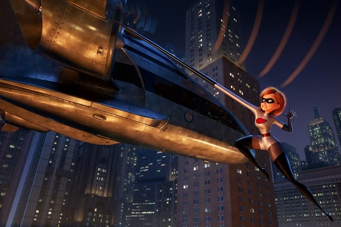 Is Incredibles 2 ok for kids