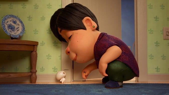 Pixar short bao fun facts