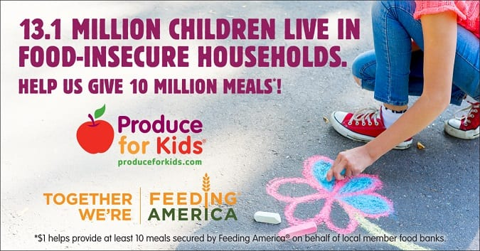 Produce for kids feeding america 2018