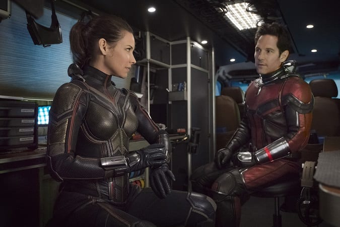 Is Ant-Man and the wasp kid friendly