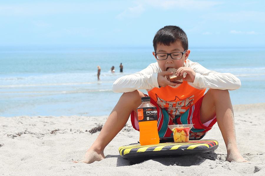 Easy beach picnic ideas