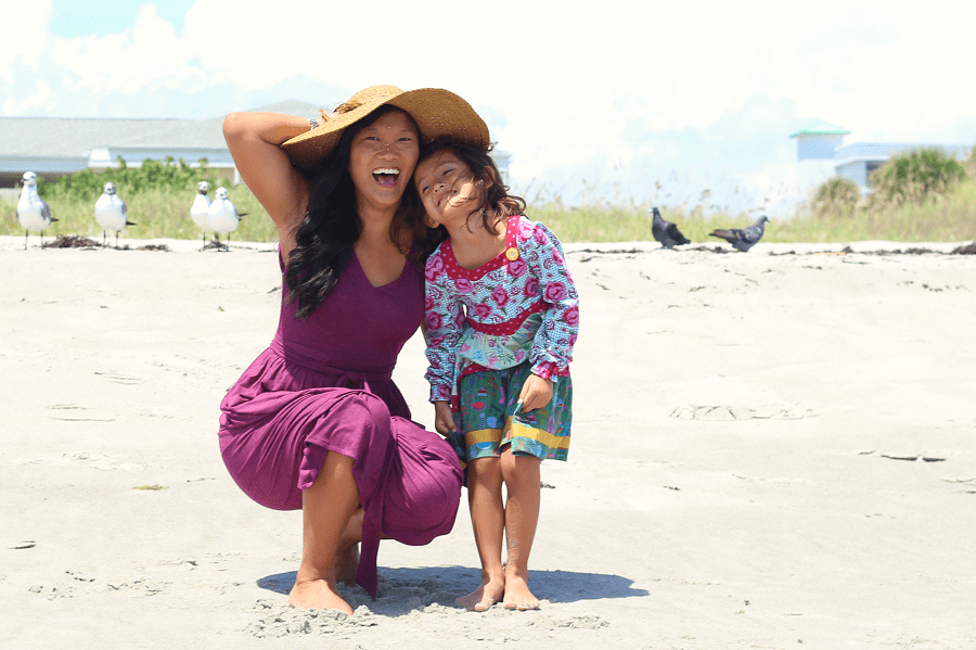Raising daughters to be confident