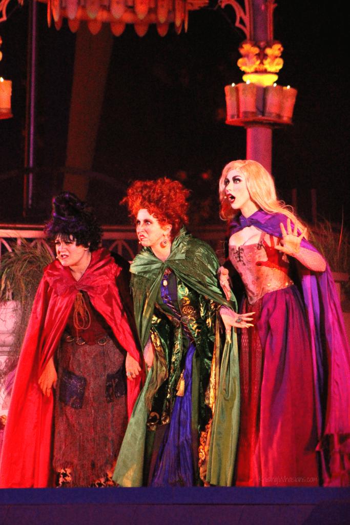 Hocus pocus show 2018