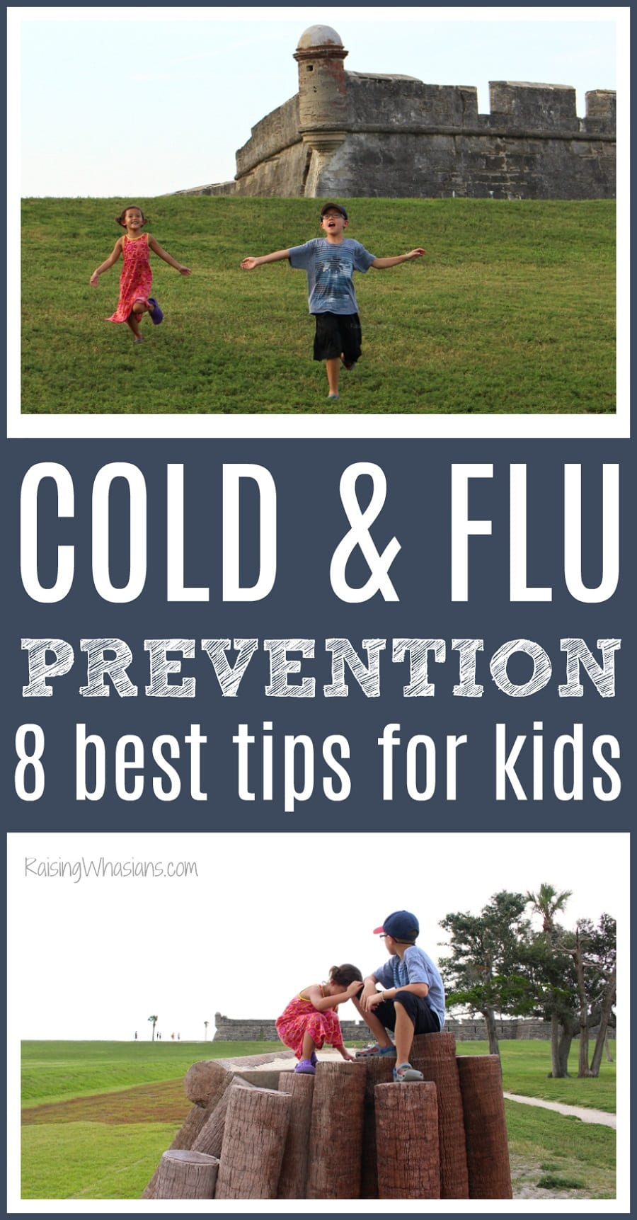 Cold and flu prevention for kids