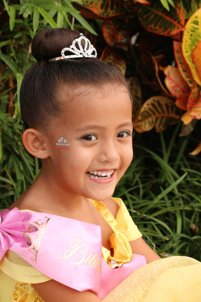 Empowering girls dream big princess