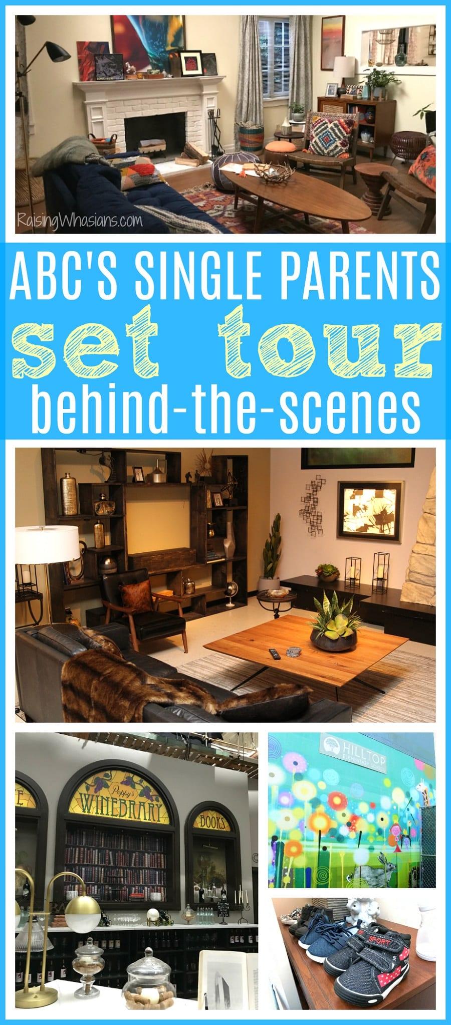 ABC's single parents set tour