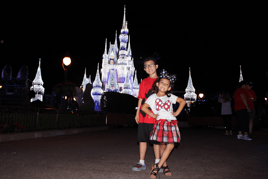 Is Mickey's very merry Christmas party worth it for kids