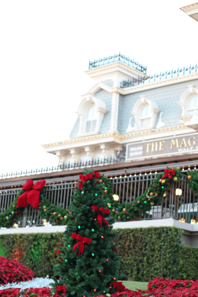 Mickey's very merry Christmas party worth the price
