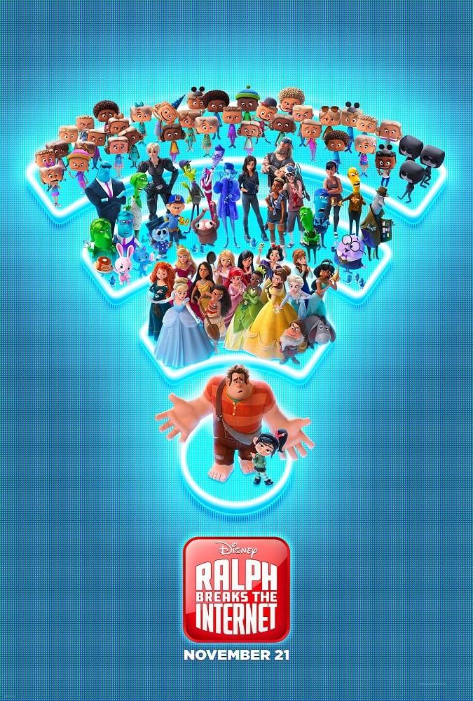 Ralph breaks the internet movie premiere