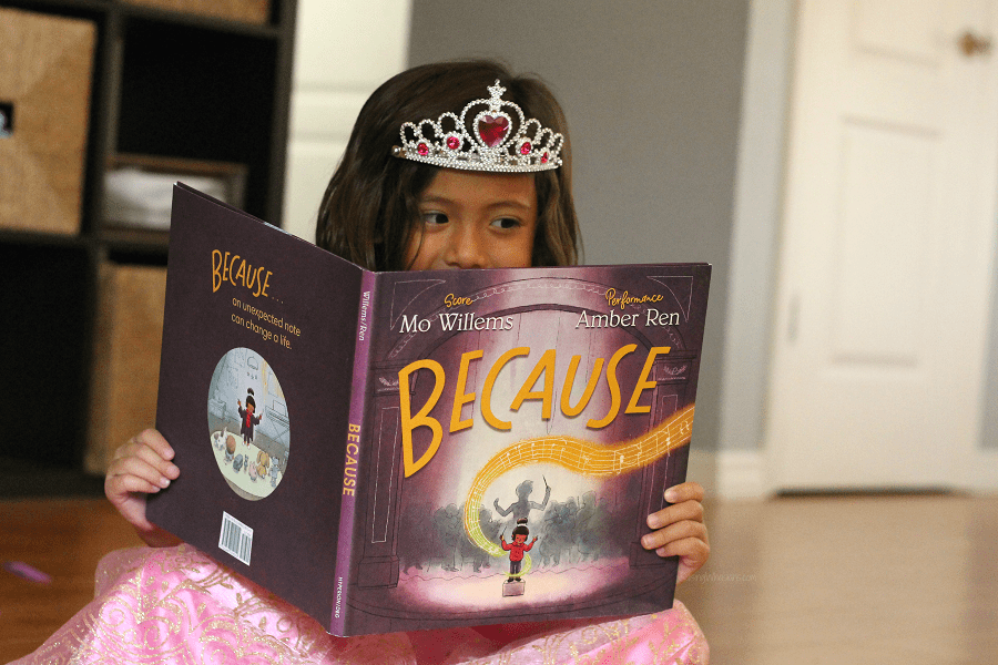 Because children's book review