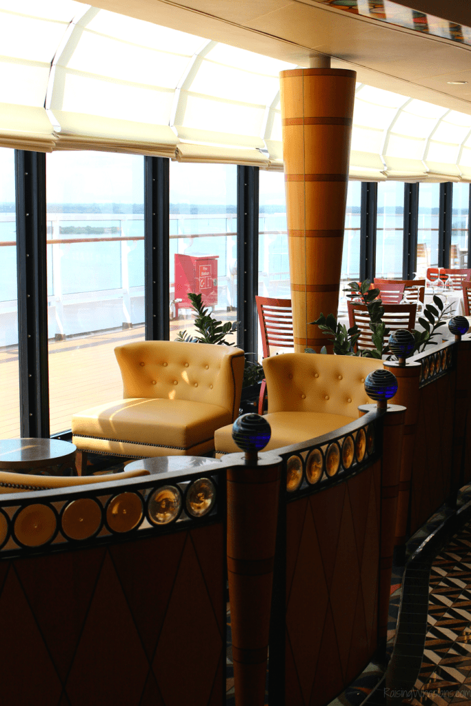 Best Disney cruise adult only restaurant