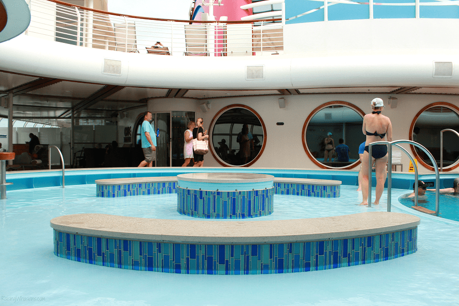 Disney cruise adult only areas