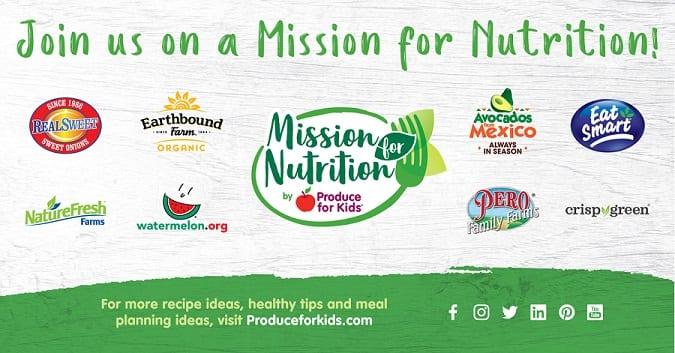 Mission for nutrition program