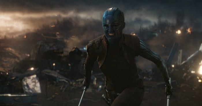 Avengers endgame movie review for kids