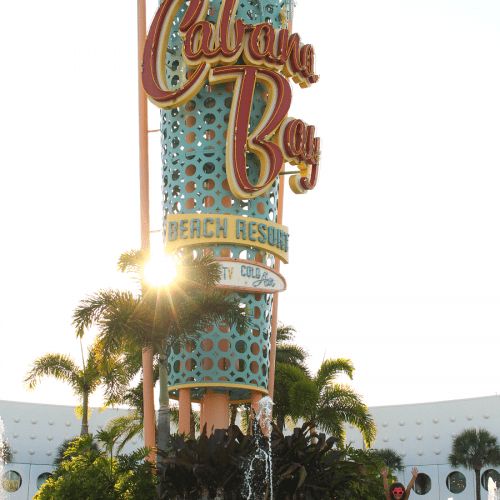 Cabana bay beach resort tips