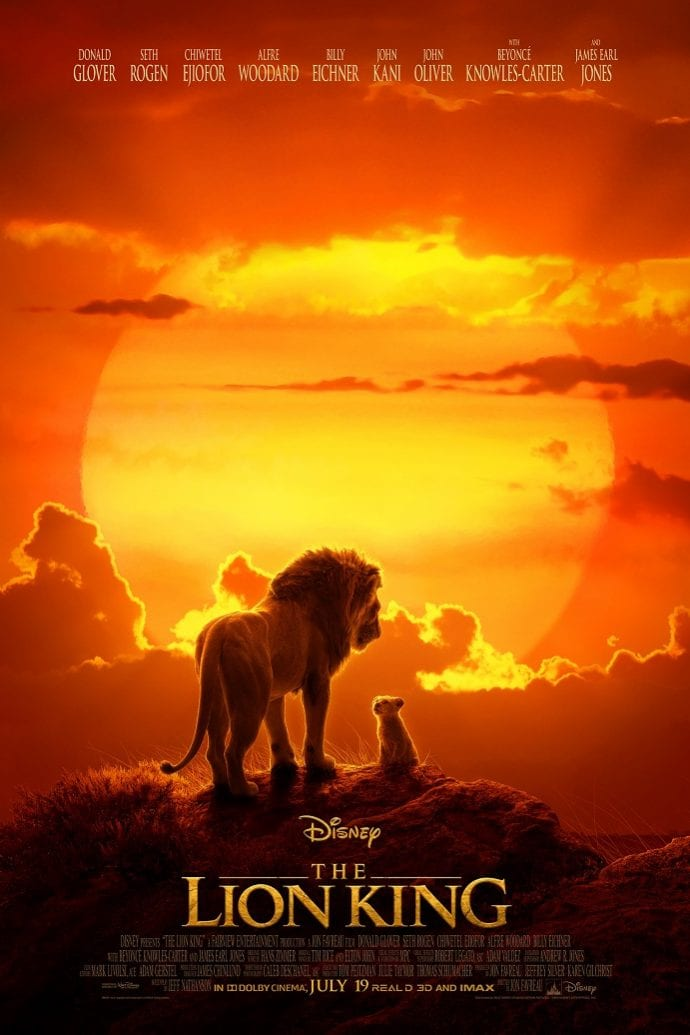 The lion king movie review safe for kids
