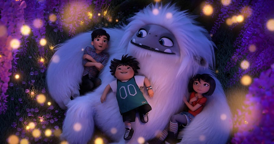 Abominable movie parent review