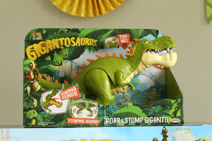 Best gigantosaurus toys