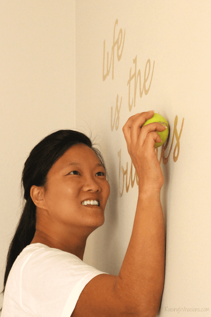Cricut hacks wall decals