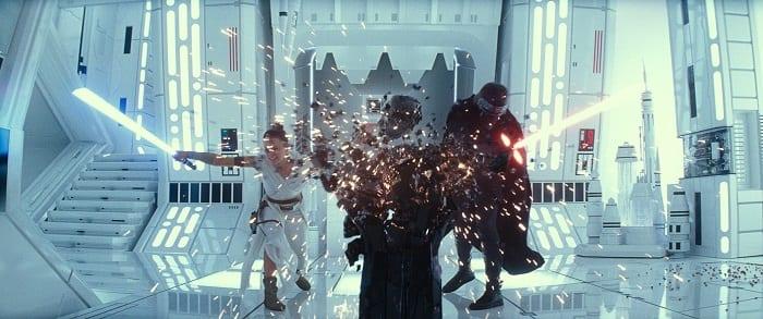 Star wars the rise of Skywalker ok for children