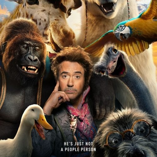 Dolittle movie review safe for kids