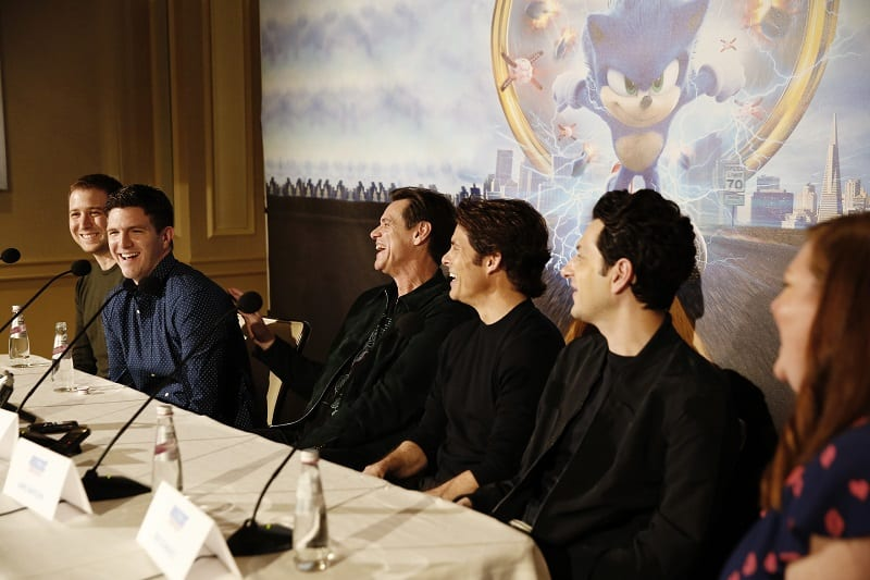 Jeff Fowler sonic the hedgehog interview