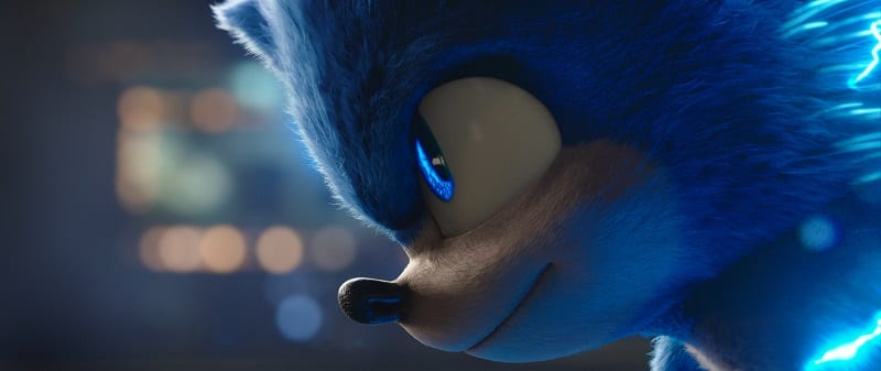 Sonic the hedgehog interview Jeff Fowler