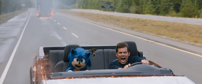 Sonic the hedgehog movie age rating