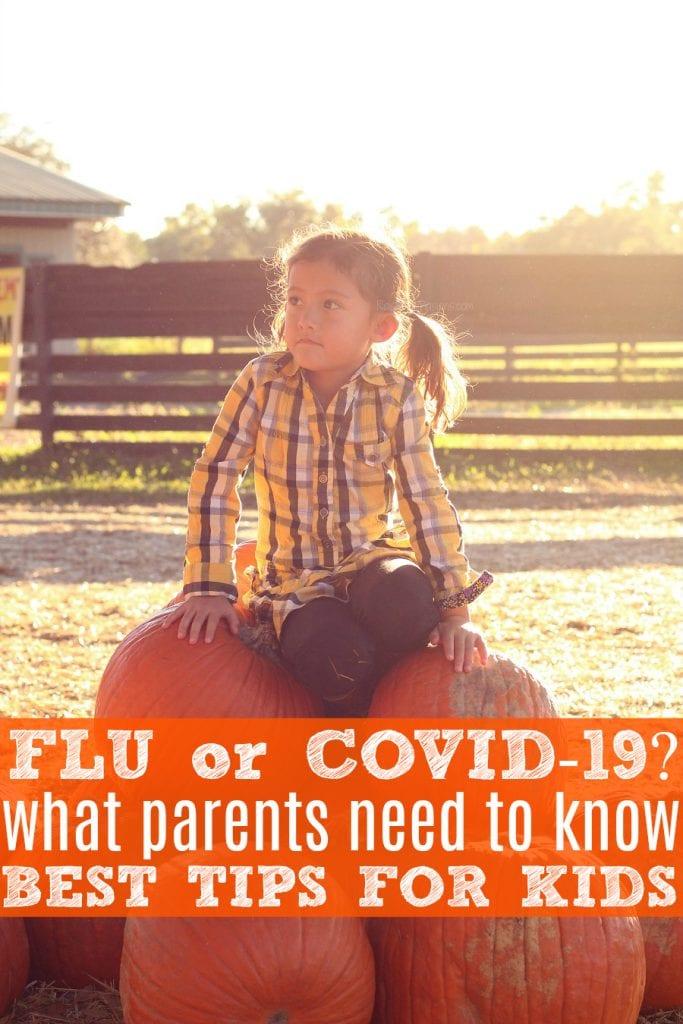 Flu or coronavirus