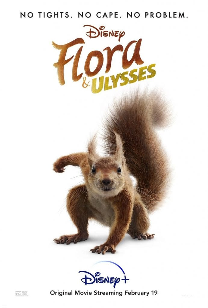 Flora and Ulysses Movie Review | Safe for Kids