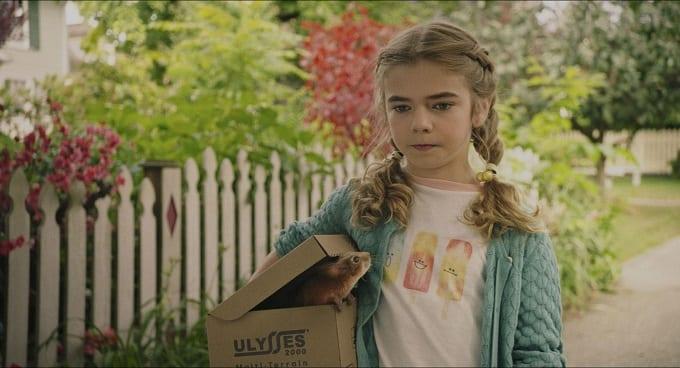 Flora and Ulysses movie ok for children
