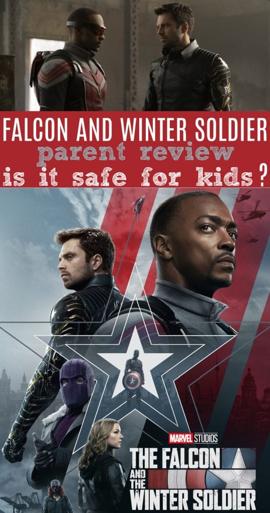 The falcon and the winter soldier parent review