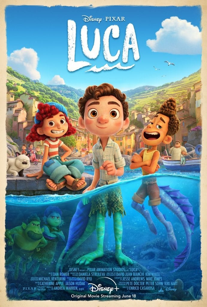 Luca movie review safe for kids