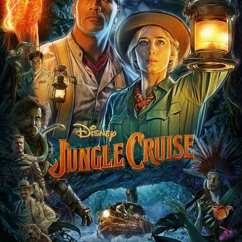 Jungle cruise movie review safe for kids