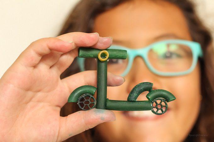 Luca craft idea