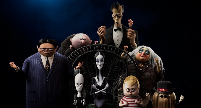 The Addams family 2 movie review