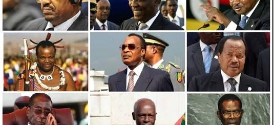 Valget og Ledelse Krise i Afrika