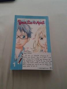 Part 1 of the Manga