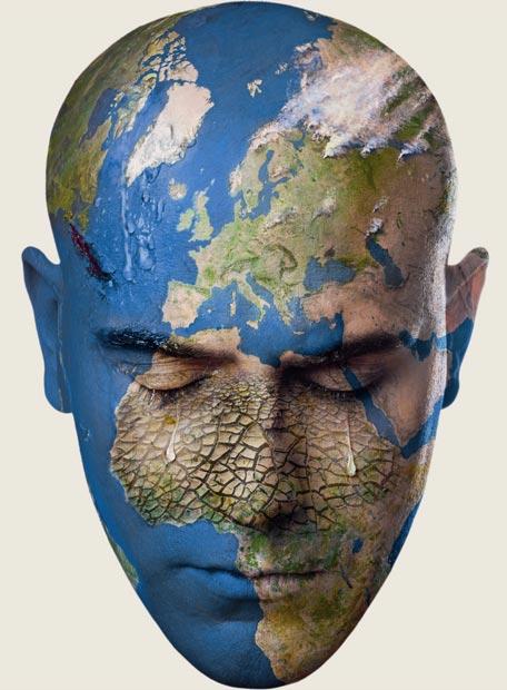 Homem e a terra