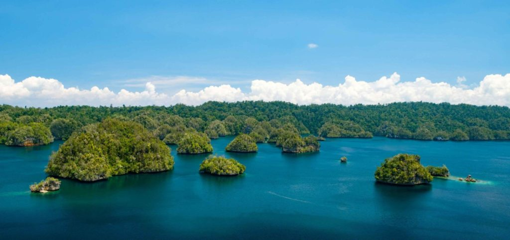 Insel Waigeo - Raja Ampat Archipels