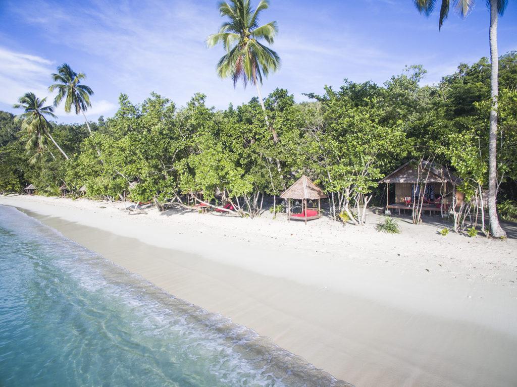 Resort o Liveaboard - raja ampat biodiversity eco resort