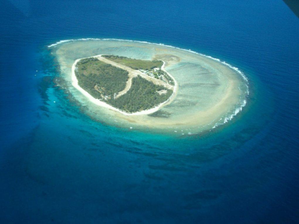 Buceo en australia isla lady elliot