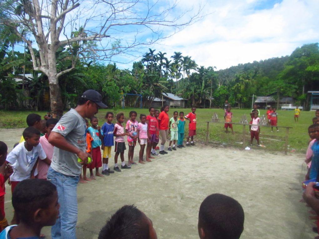 Community Program raja ampat game day