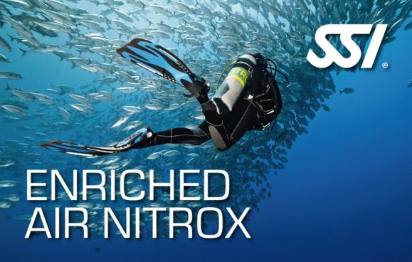 SSI ENRICHED AIR NITROX (EAN) Diving - 8 Typs of diving biodiversity Eco Resort