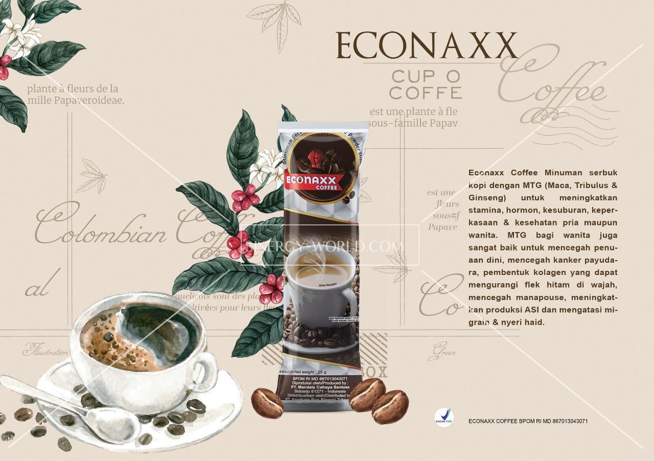 EcoNaxx Cofee Eco Racing