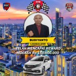 Pedagang Nasi Goreng Dapat Reward Mobil 150 Juta di Bisnis Eco Racing