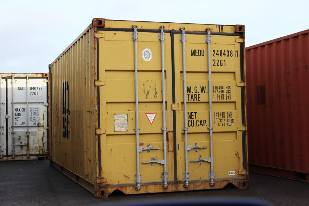 jual container lampung