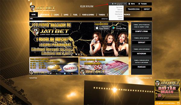 Situs Agen Judi Online Terpercaya Jatibet